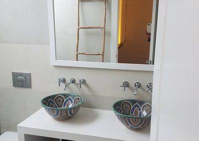 Reforma de baño ...