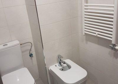 Reforma baño C/Sabiñánigo - Jaca