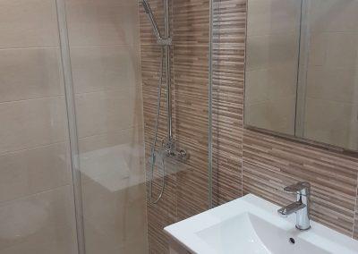 Reforma baño El Pueyo de Jaca