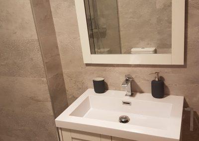 Reforma baño Jaca