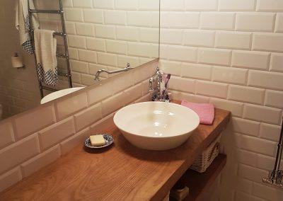 Reformas - baños - Construcciones Muthi Jaca