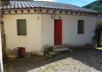 Rehabilitación de casa en Biescas