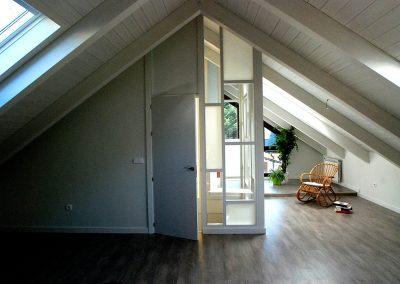 Aprovechamiento de espacio bajo cubierta