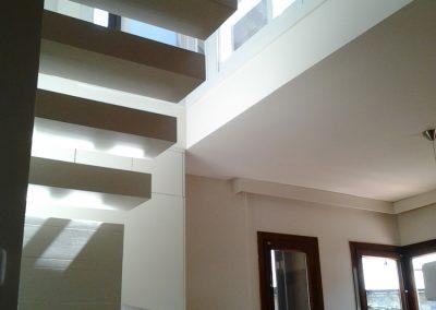 Reforma y aprovechamiento de espacio bajo cubierta en Panticosa (Huesca).