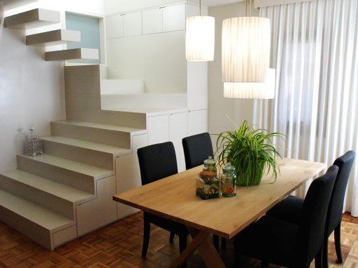 Rehabilitación integral de casa en Panticosa (Pirineos de Huesca)