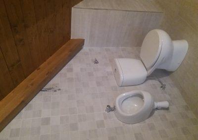 Bajo Cubierta baño