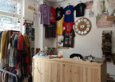 Acondicionamiento de local comercial en Canfranc